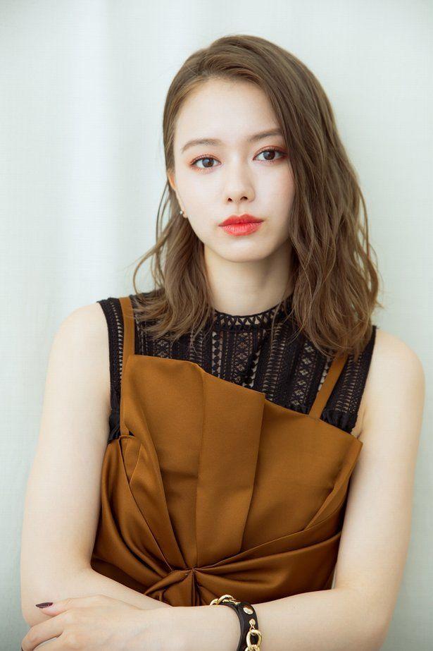 ザテレビジョン芸能ニュース 画像 アクションシーンの秘話なども語ってくれた 山本 女優 日本人モデル