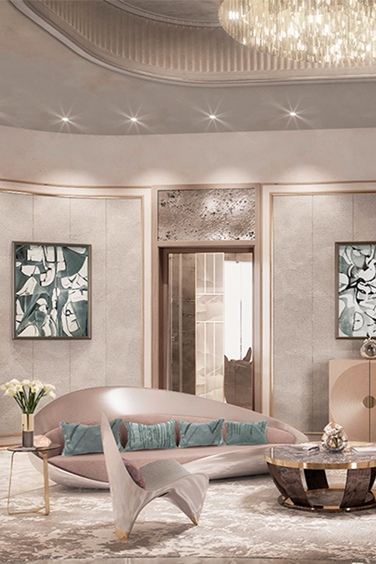Symmetrical Balance In Interior Design Is Achieved When Items Are Repeated Or Mirrored Along A Central Axis Interior Design Interior Design Portfolio Interior
