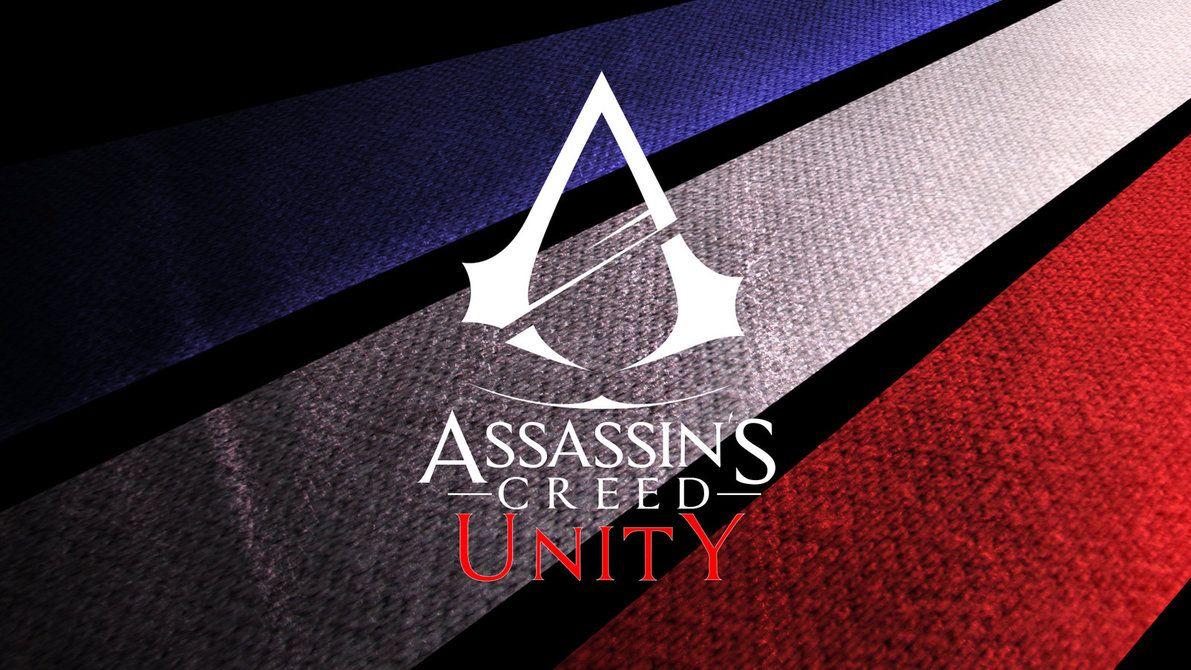 Assassin S Creed Unity Logo Wallpaper Hd Google Search