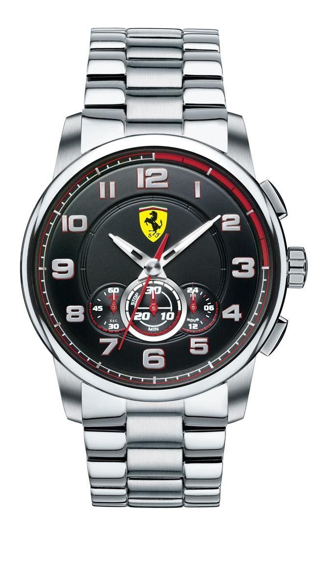 affebcc390b Scuderia Ferrari Watch - 830065