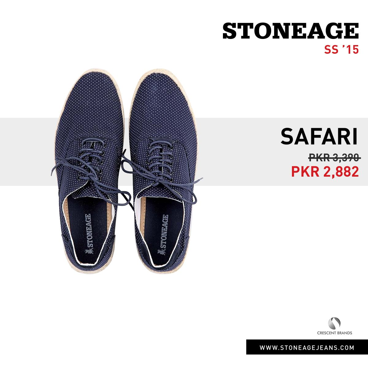 What's the fun in wearing stylish clothes without stylish footwear? Get these shoes for the perfect look to make a statement. Shop now at http://bit.ly/1G6ODrL. #Stoneage #Footwear