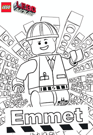 LEGO Coloring Pages - FREE Printables - Fun Finds For Families ...