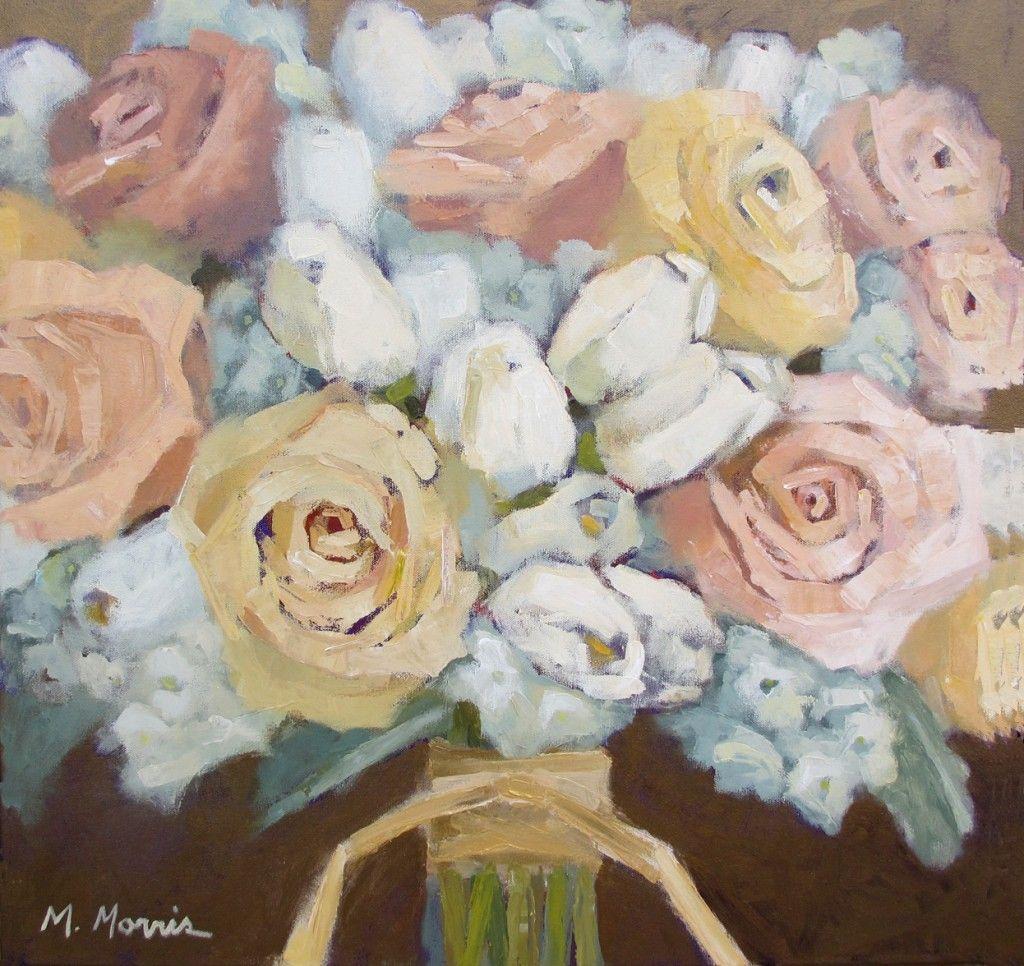 Melanie Morris - Peach and Yellow