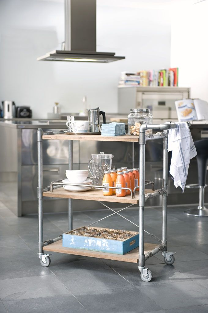 Kitchen trolley from the Kasting Home Decor Malaysia