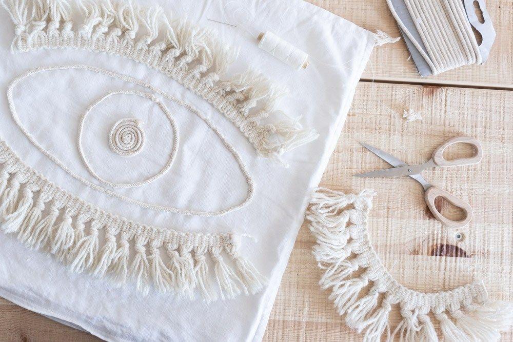 Photo of Boho Kissen gestalten – easy DIY im natürlichen Stil |
