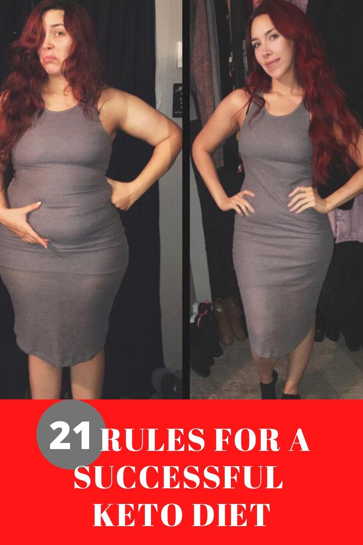 Photo of Keto-Diät für Anfänger: 21 Regeln, um in einem Monat viel Gewicht zu verlieren