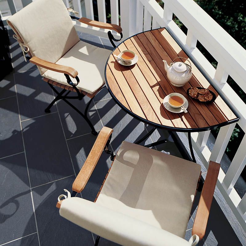 decorar terrazas pequeñas departamentos pequeños Pinterest - decoracion de terrazas pequeas