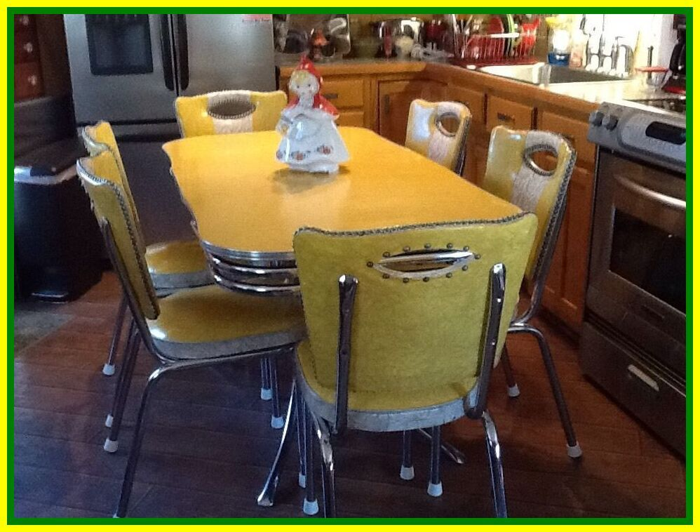 vintage formica kitchen table and chairsvintage formica