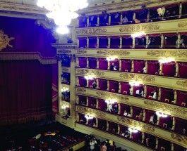O Teatro Alla Scala de Milão