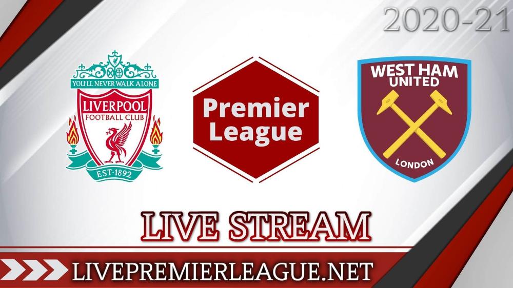 Liverpool Vs West Ham United Live Stream 2020 Week 7 In 2020 United Liverpool West Ham West Ham United