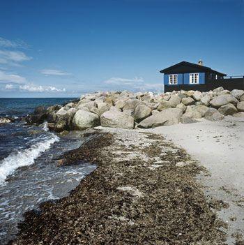 Sommerhuset i vandkanten - Boligreportager - Bolig - Isabellas
