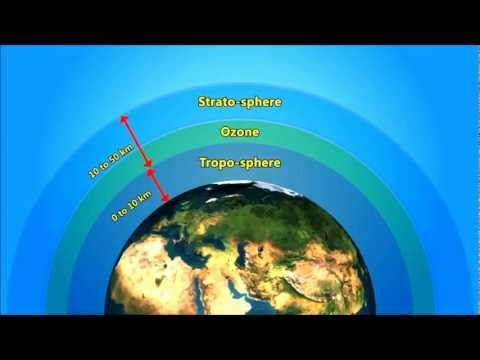 ozone layer depletion and global warming Studies relevant to health effects of global warming or ozone depletion were   the effects of chlorofluorocarbons (cfcs) on the stratospheric ozone layer were .