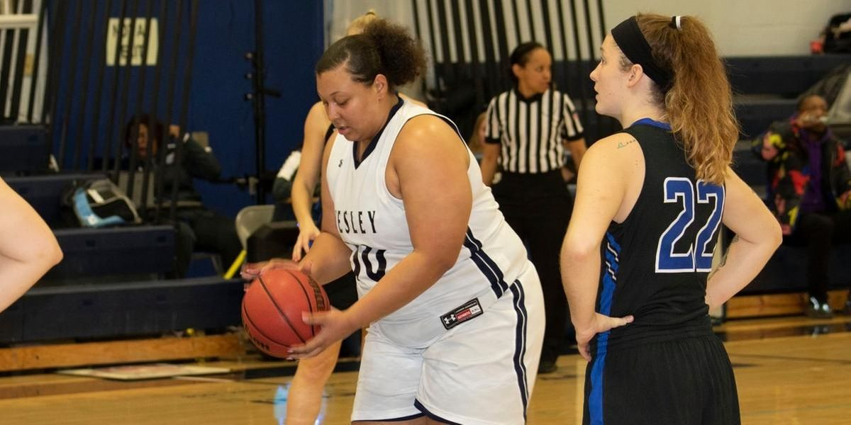 This week is all about Wesley's women's basketball team