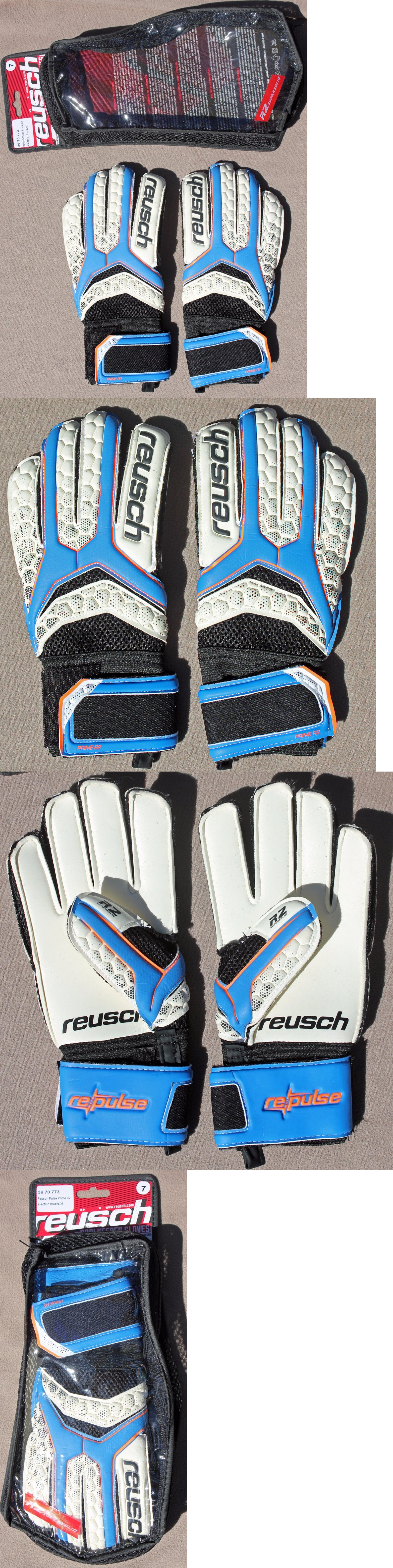 607046a80 New RINAT EGOTIKO 2.0 SPINE GOALIE SOCCER GLOVE Size 8 Futbol Goalkeeper