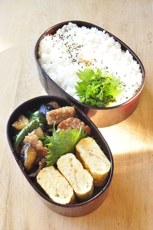 Photo of 野球の話と 肉野菜味噌炒め弁当 | 家族へ 健康弁当