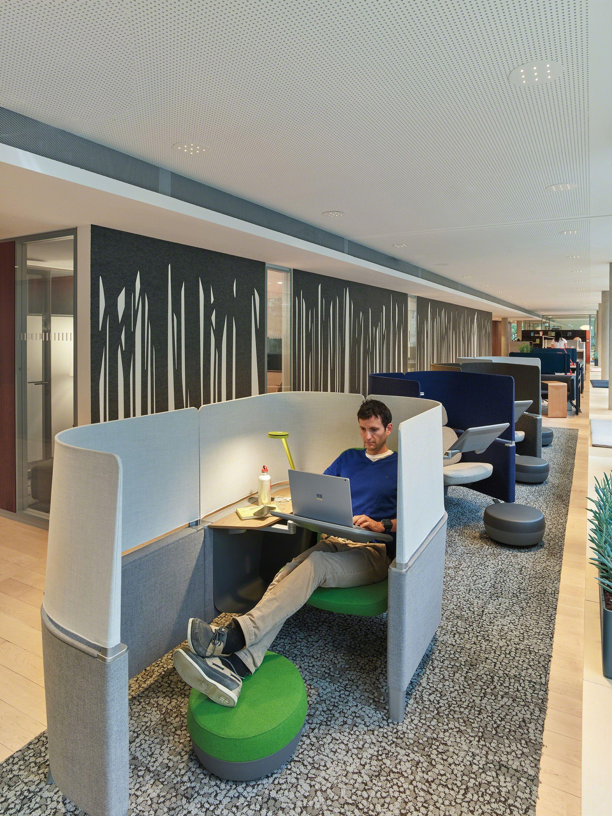 Brody 인테리어 인테리어 사무실 및 카페 디자인
