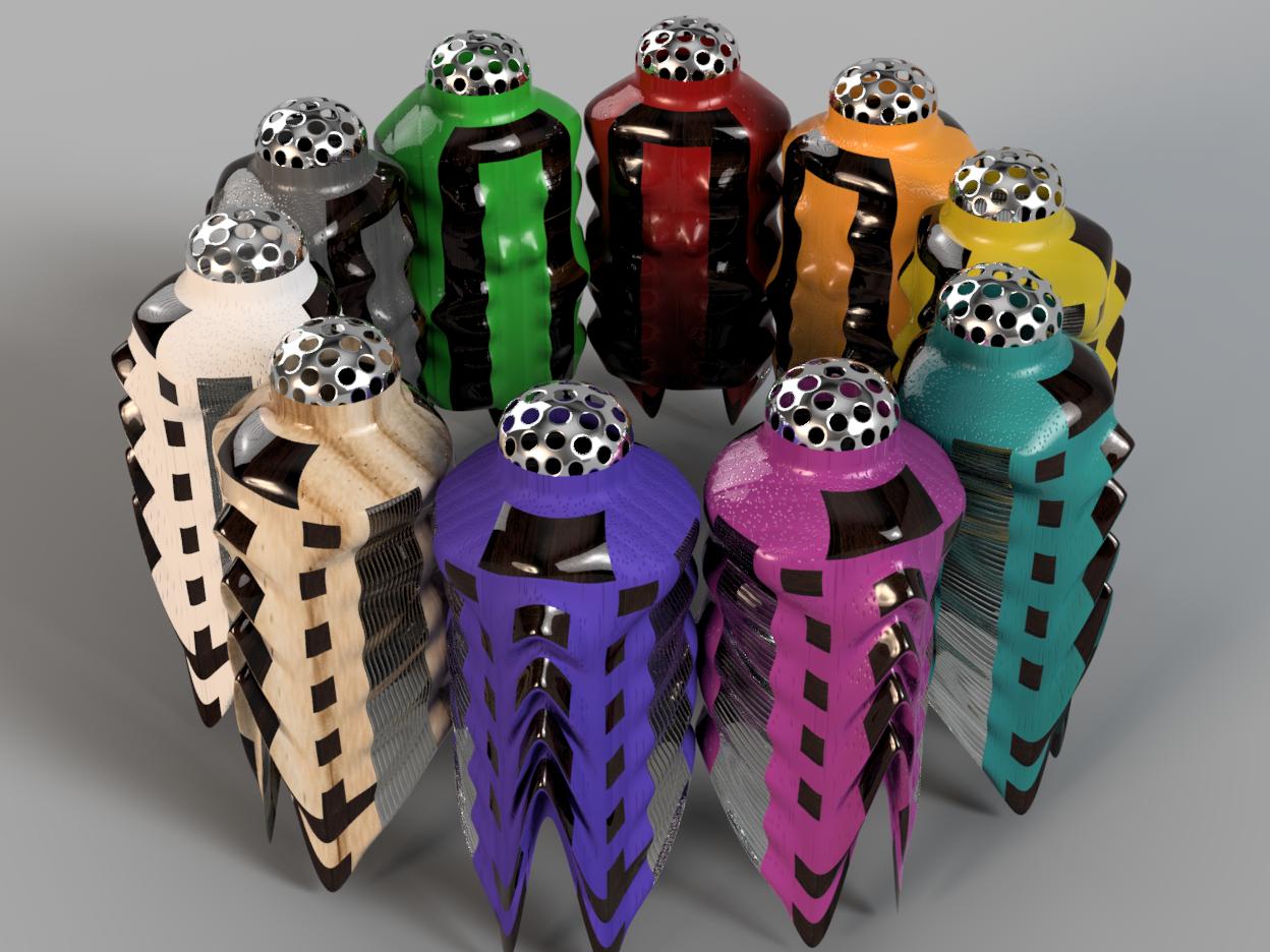 colores Autodesk, Online gallery, Gallery