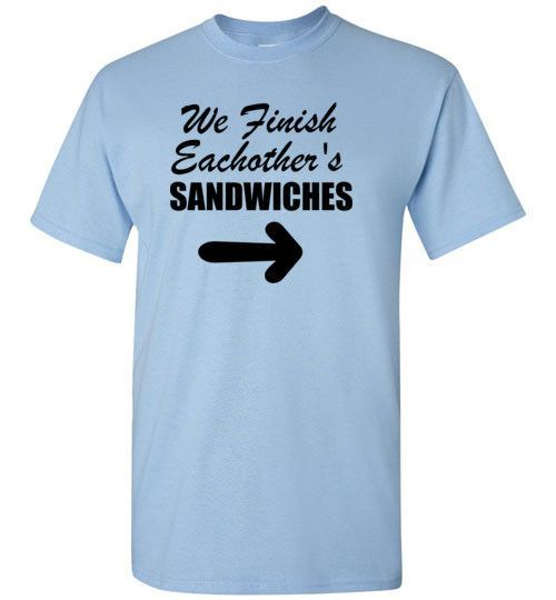 Finish Eachother's Sandwiches 2