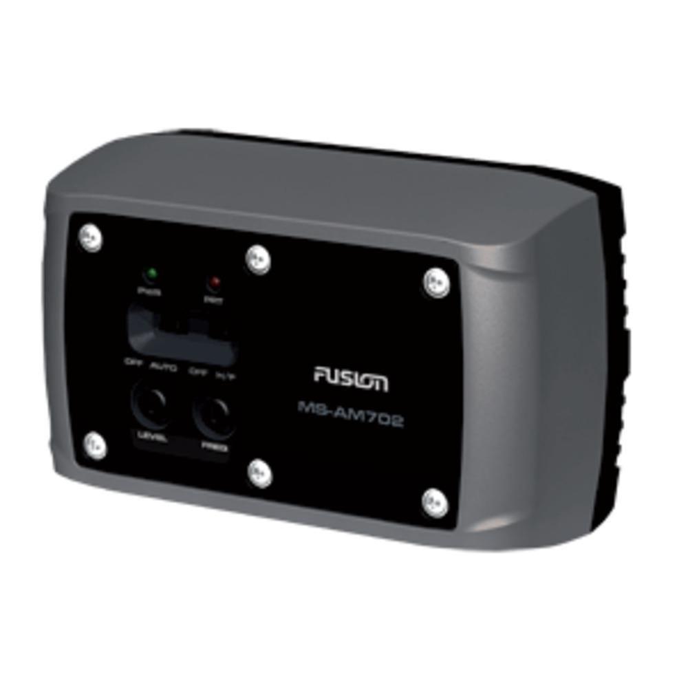 2 Channel Amplifier Osd Audio Ma2 Marine Electronics 1600w 4 Digital Bridgeable Pro Kit Fusion Class D 70w X Zone