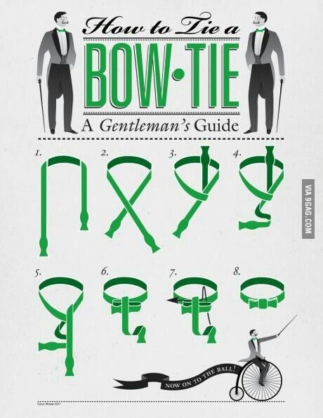 How to: bow tie