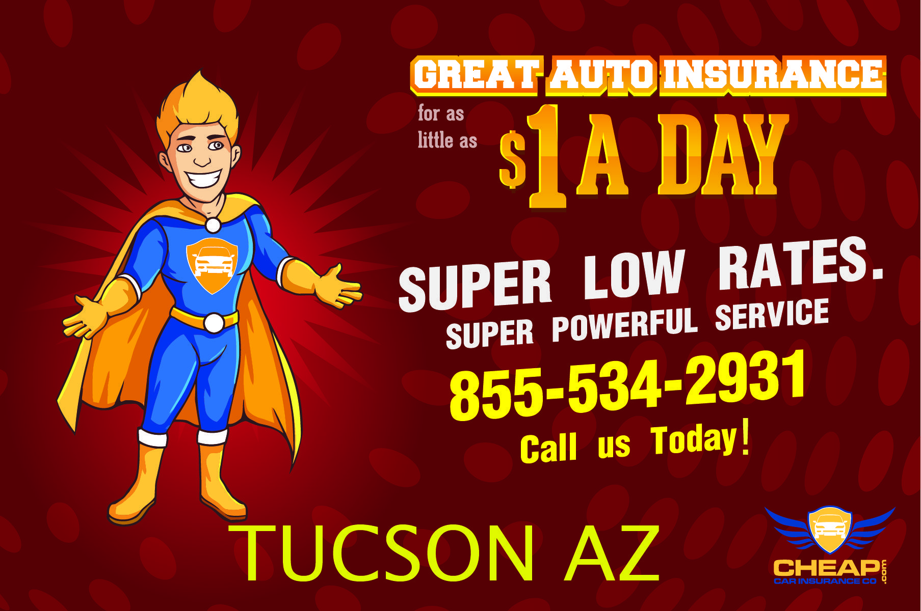 We can get the best cheap car insurance in Tucson AZ . Get ...