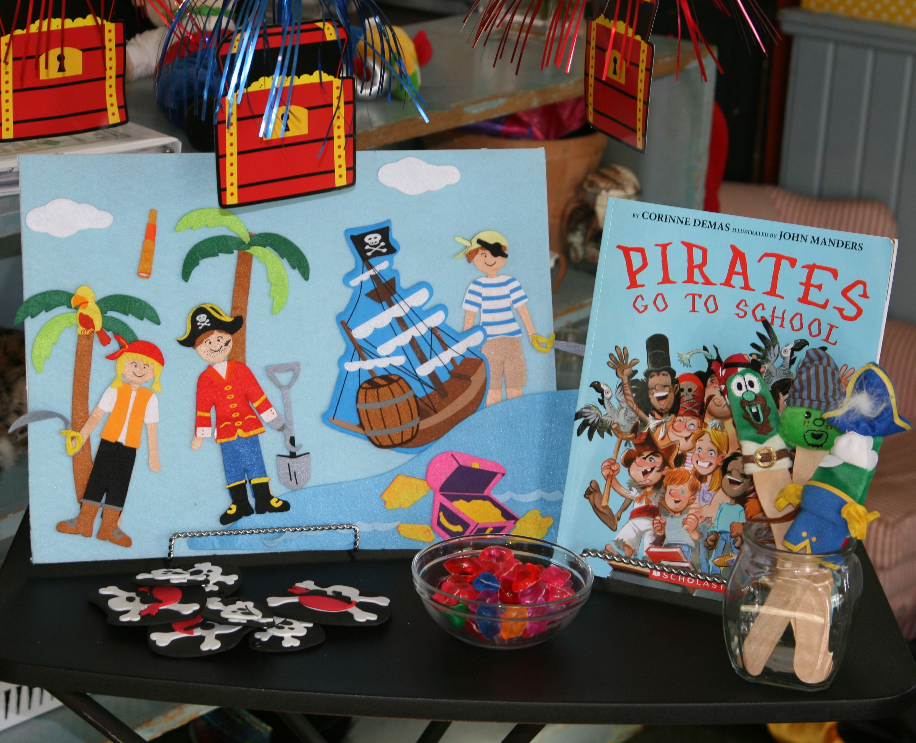 Pirate Literacy Center