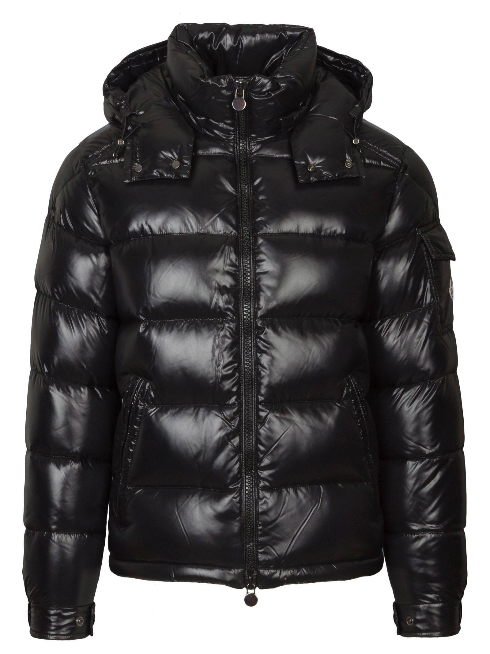 Maya Jacket In Nero Moncler, Jackets, Sweater jacket