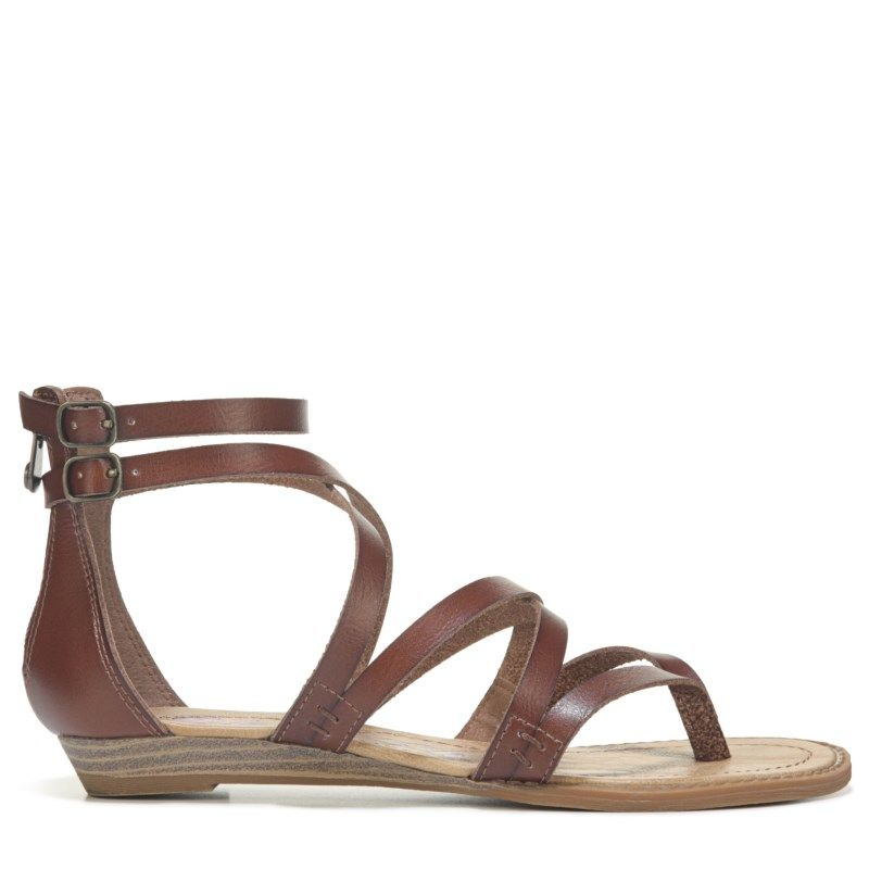 1730c4c33 Blowfish Women s Bungalow Gladiator Sandals (Whiskey) - 7.0 M