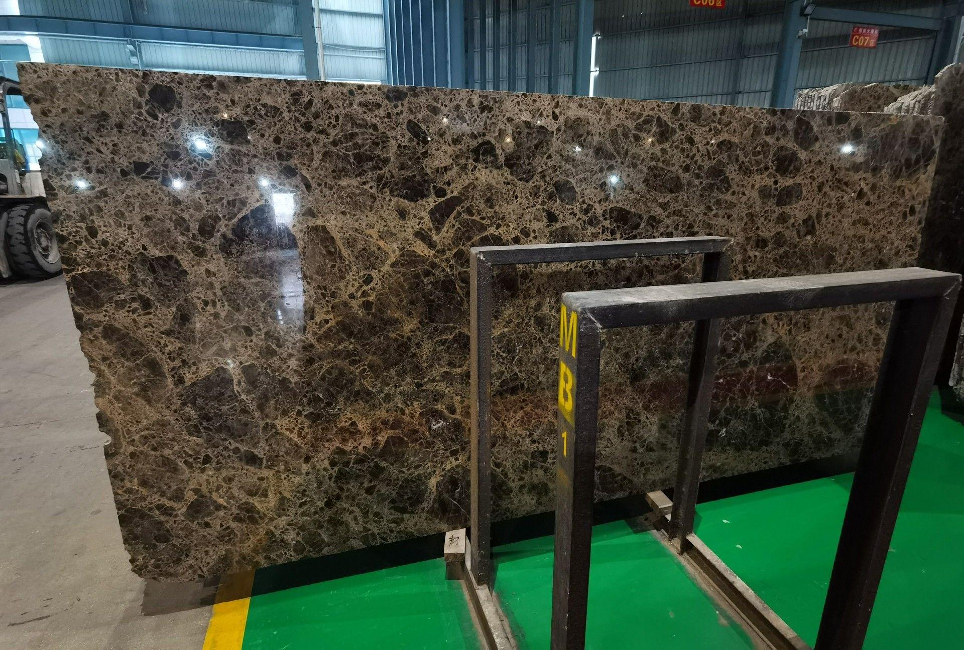 Wholesale Spain Dark Emperor Brown Marble Slab Price In 2020 Marble Slab Travertine White Marble Bathrooms