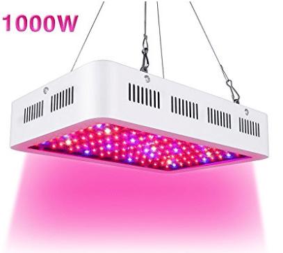 Top 12 Best 1000 Watt Led Grow Lights In 2020 Reviews Buyer S Guide Led Grow Lights Led Grow Grow Lights