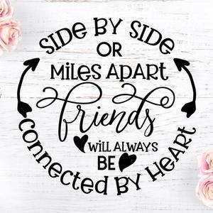 Friends Forever svg Infinity svg SVG PDF Digital File   Etsy