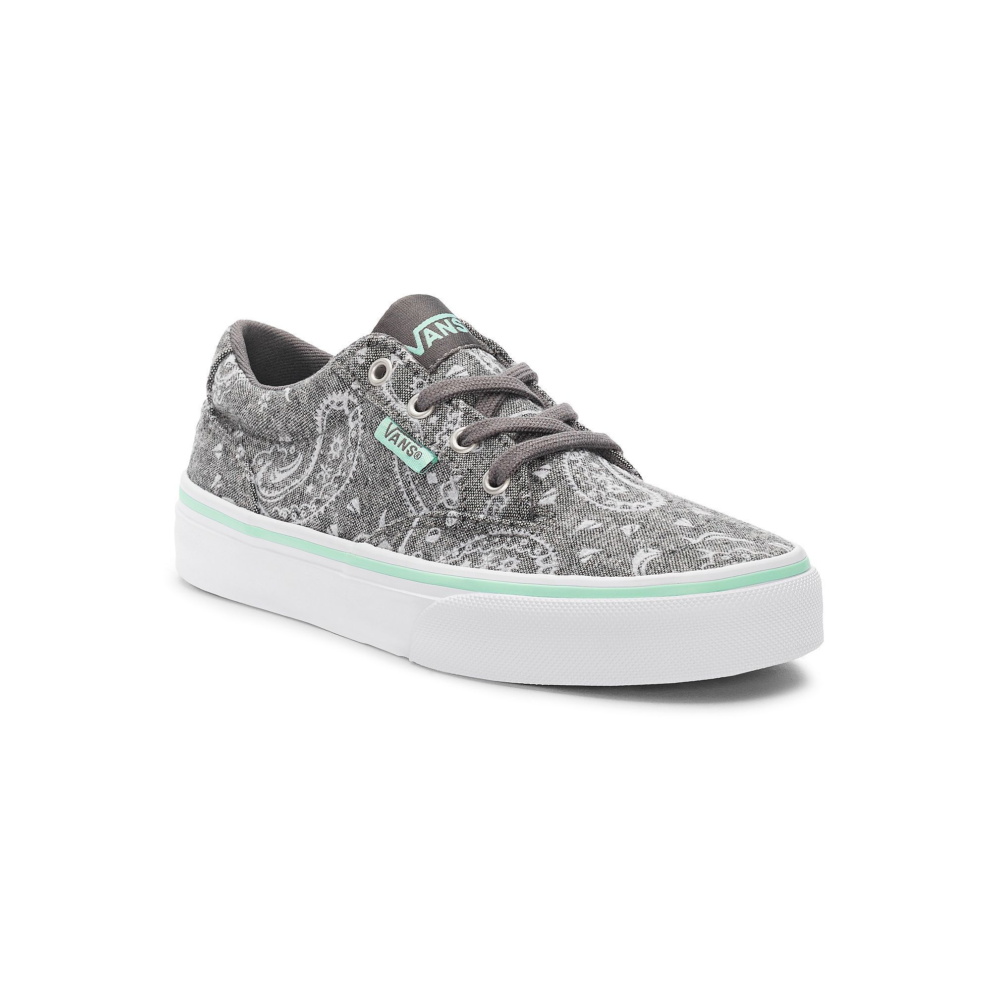 Vans Winston Girls' Skate Shoes, Size