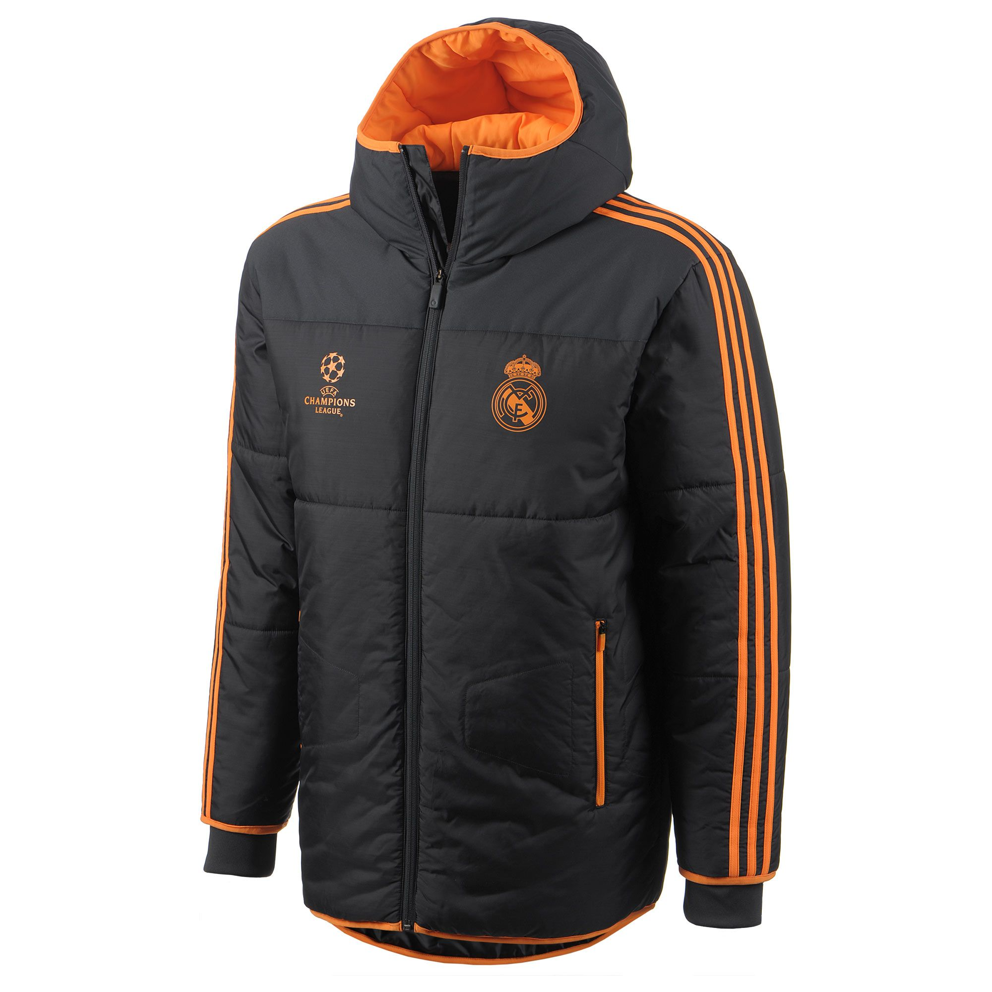 4355e658e Adidas Real Madrid Outdoor Jacket