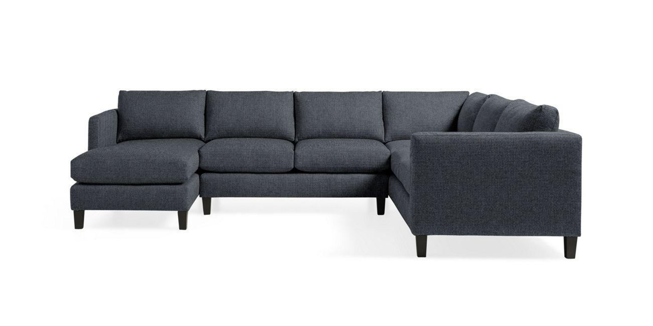 Taylor Three Piece Sectional Arhaus Furniture Furniture