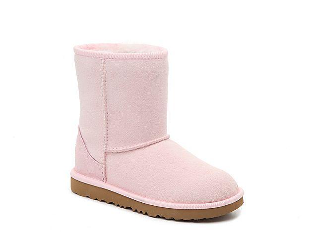 light pink boy uggs