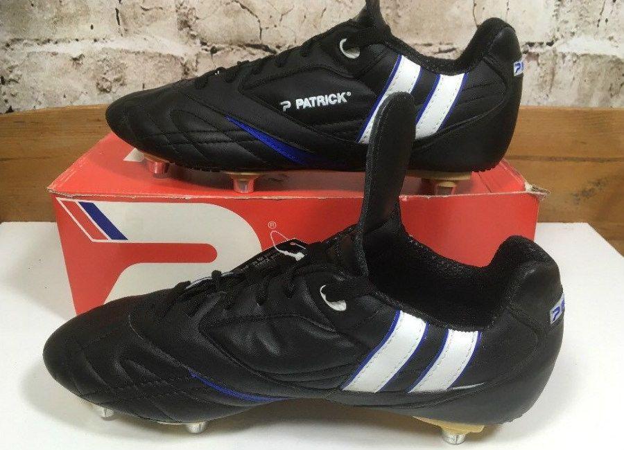 Footballmuseum Football Soccer Futbol Fussbal Footballboots Chrissutton 1990s Patrick Sc100 Chris Sutton Footba Football Boots Soccer Boots Soccer Shoes