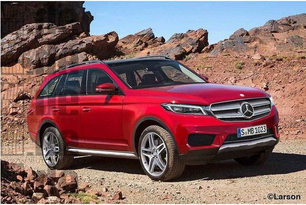 Mercedes 2018 Benz Suv Trucks Cly Cars
