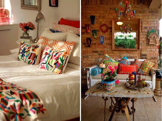 Descubriendo estilos mexicano ,decoracion de interiores, consejos