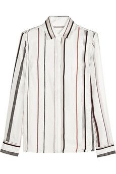 Striped blouse Maison Martin Margiela Outlet Authentic Cheap Price Top Quality 08lsSf