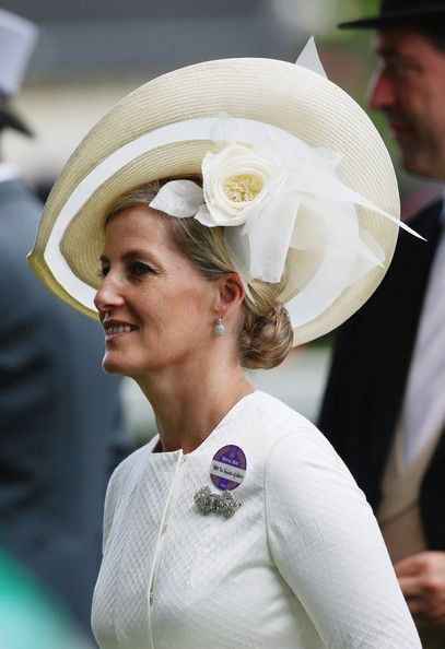 Sophie Countess of Wessex Photostream | Royal ascot hats, Jane ...