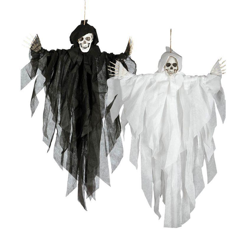 Colgante Esqueleto Fantasma #decoraciónhalloween #fiestahalloween
