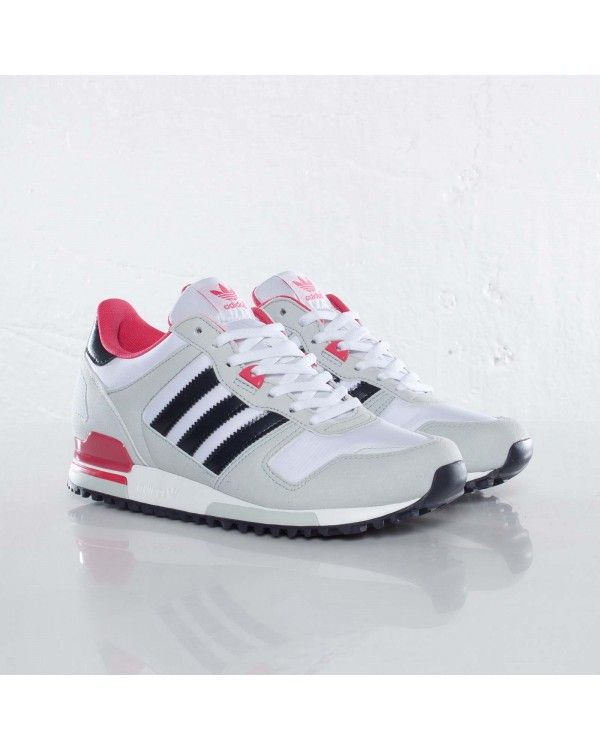 f61c2077c97 Adidas ZX 700 Womens Black Pink Grey White Up To 50% Off £54.80 ...