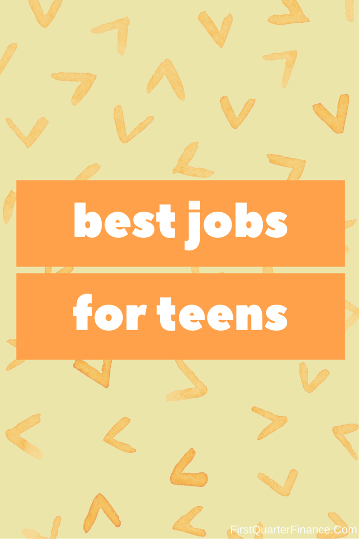 You Can Get A Job If You Re 14 Or 15 Years Old Check Out This List Of Places That Hire Teens Under The Age Of Jobs For Teens Summer Jobs