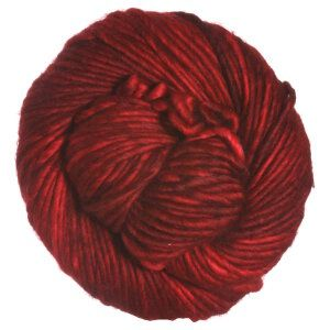Madelinetosh A.S.A.P. Yarn - Blood Runs Cold