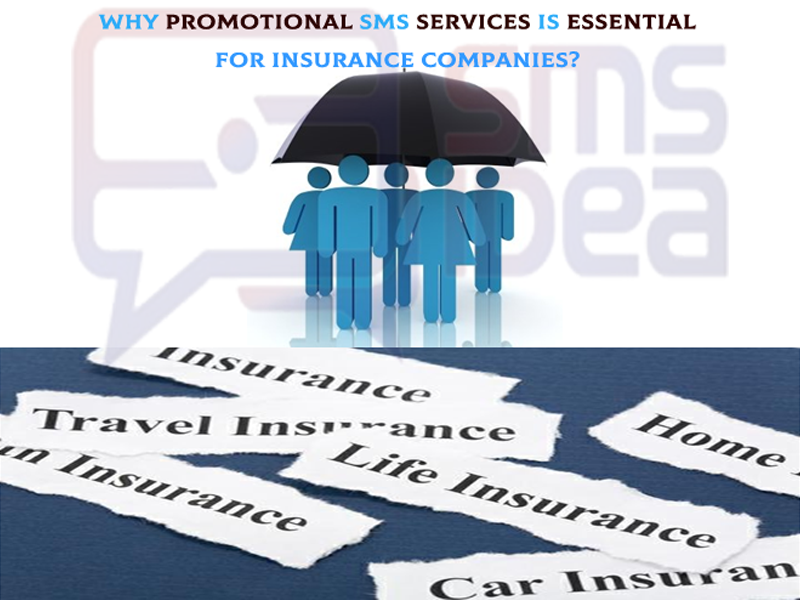 Why Promotional Sms Services Is Essential For Insurance Companies