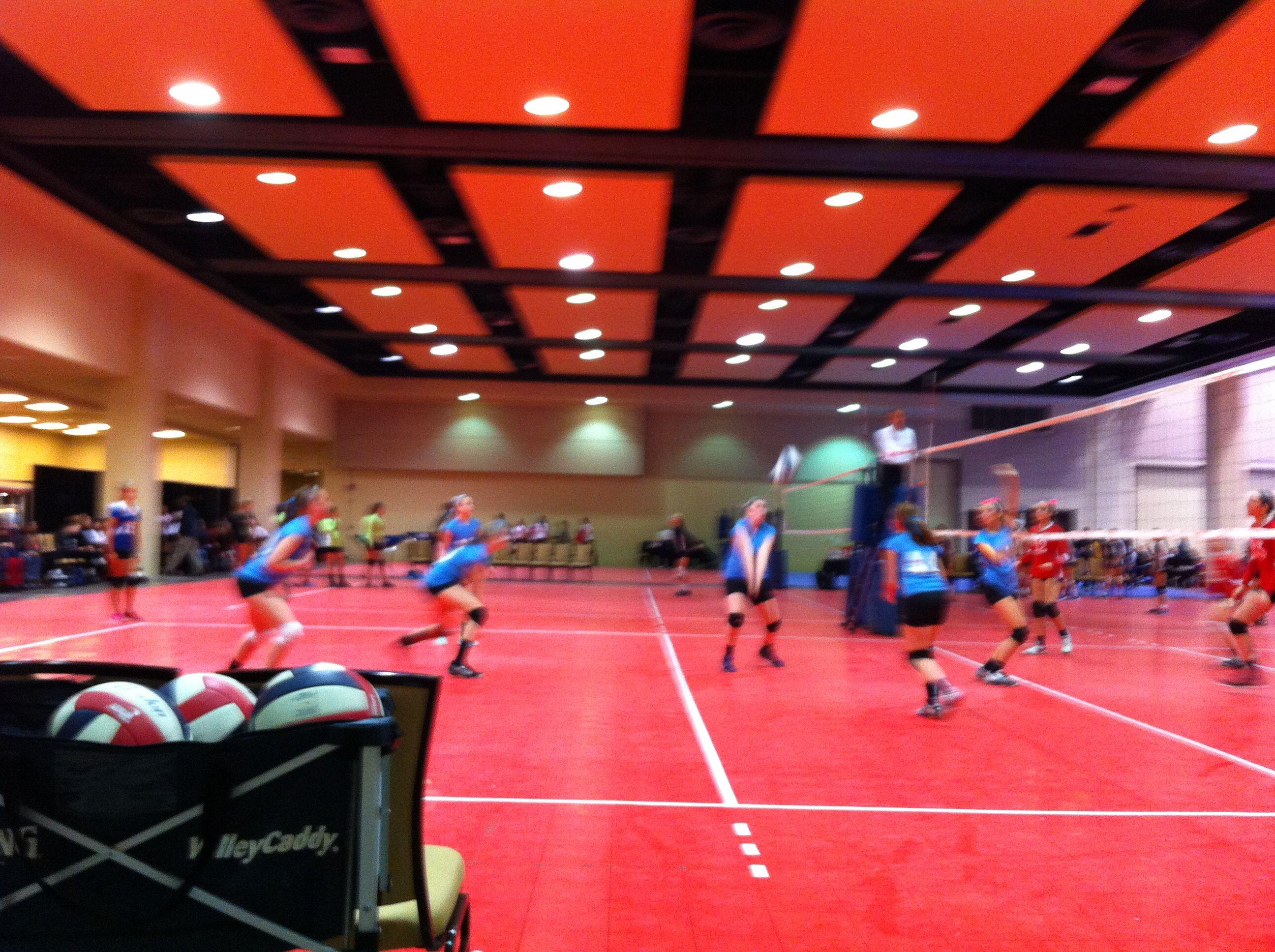 Dva 13 S At Mlk Lancaster Volleyball Basketball Court Mlk
