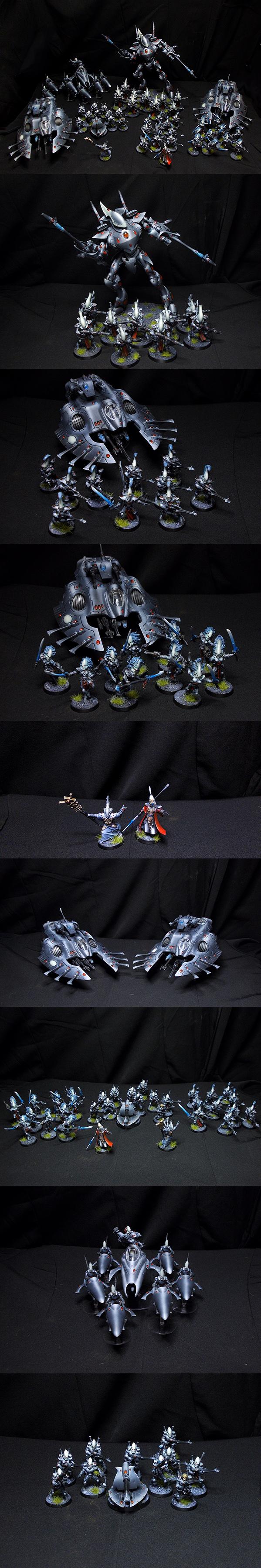 Eldar army by Hortarr on DeviantArt