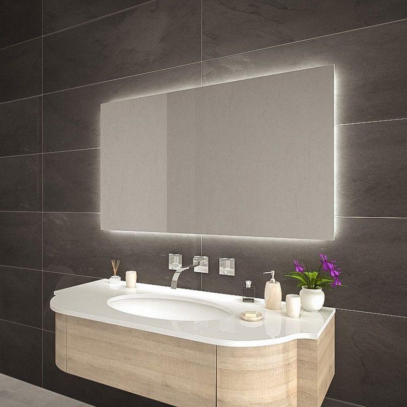 Badspiegel Mit Led Beleuchtung Kaufen New Jersey In 2020 Badspiegel Led Badspiegel Mit Led Beleuchtung Und Led Spiegel