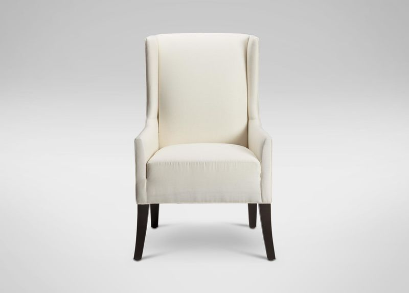 Dining Room Chairs 84915 Sale Ethan Allen Larkin Host Chair Seating Area 20 X 18