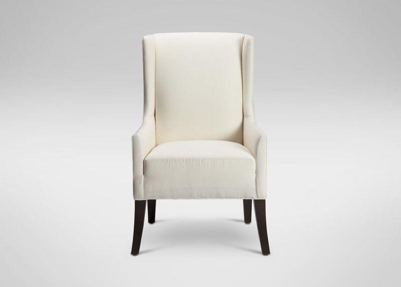 84915 Sale Ethan Allen Larkin Host Chair Seating Area 20 X 18